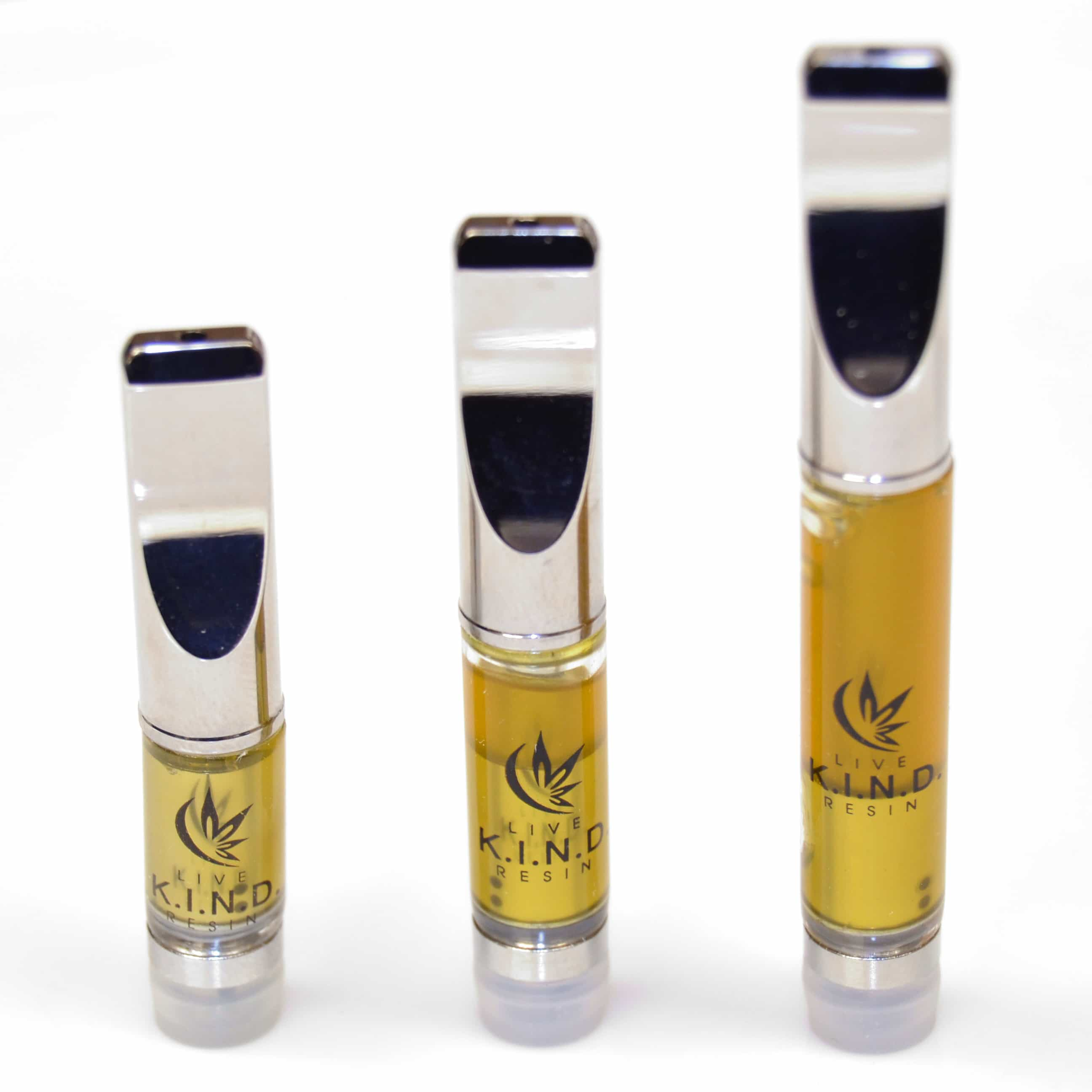 4 Cannabis Oil Cartridges (700mg)